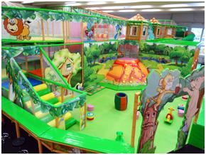 Kinder Spielhallen